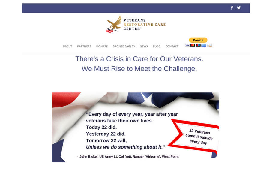 Veteran's Restorative Care Center