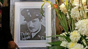 Daniel Rucks recordó en sus redes sociales los conciertos que Pedro Infante ofreció en El Salvador en los años 50