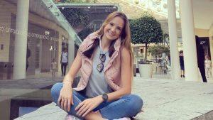 Luiza Manga comparte su receta para disfrutar del zucchini en la tarde