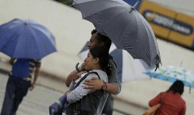 Pronostican lluvias para este jueves en territorio salvadoreño