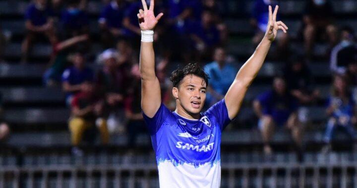 Léster Blanco relata desde Tailandia cómo es su nueva vida en el fútbol asiático