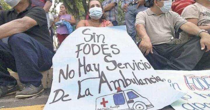 Gobierno de El Salvador reformará ley del FODES y reducirá fondos a alcaldías