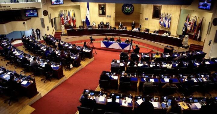 La representación femenina en el Congreso, la más baja en el Estado de El Salvador