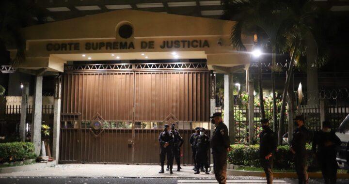 Recientemente, la OEA emitió una alerta sobre la situación en El Salvador.