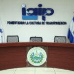 El IAIP cierra acceso a la información pública en El Salvador