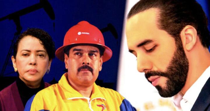 Cómo una red de lavado de dinero del régimen de Maduro ayudó a Nayib Bukele a llegar a la presidencia de El Salvador