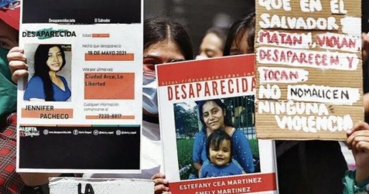 Nueve desapariciones en primeros días de agosto