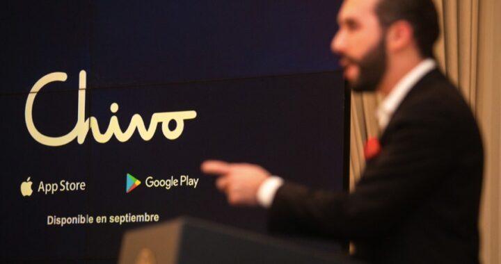 BUKELE ANUNCIA QUE SÓLO EN LOS TELÉFONOS DE ALTA GAMA SE PODRÁ DESCARGAR LA CHIVO WALLET