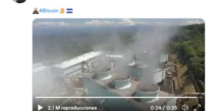 MINAR BITCÓIN EN EL SALVADOR AUMENTARÍA EL PRECIO DE LA ENERGÍA