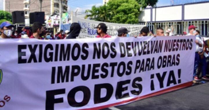 GOBIERNO DE BUKELE BUSCA DESAPARECER A LAS ALCALDÍAS
