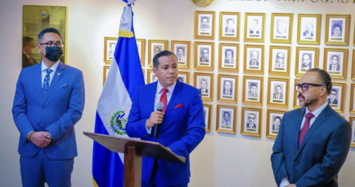 GOBIERNO DE EL SALVADOR PROPONE UN PREOCUPANTE PRESUPUESTO DE 7.967 MILLONES DE DÓLARES PARA 2022.