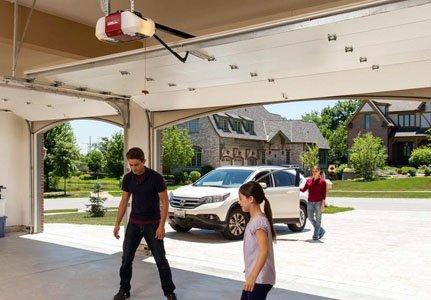 garage door opener services