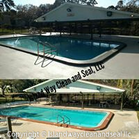 pool resurface before and after