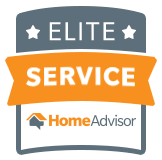 HomeAdvisor Elite Service Award - Island Way Clean and Seal, LLC