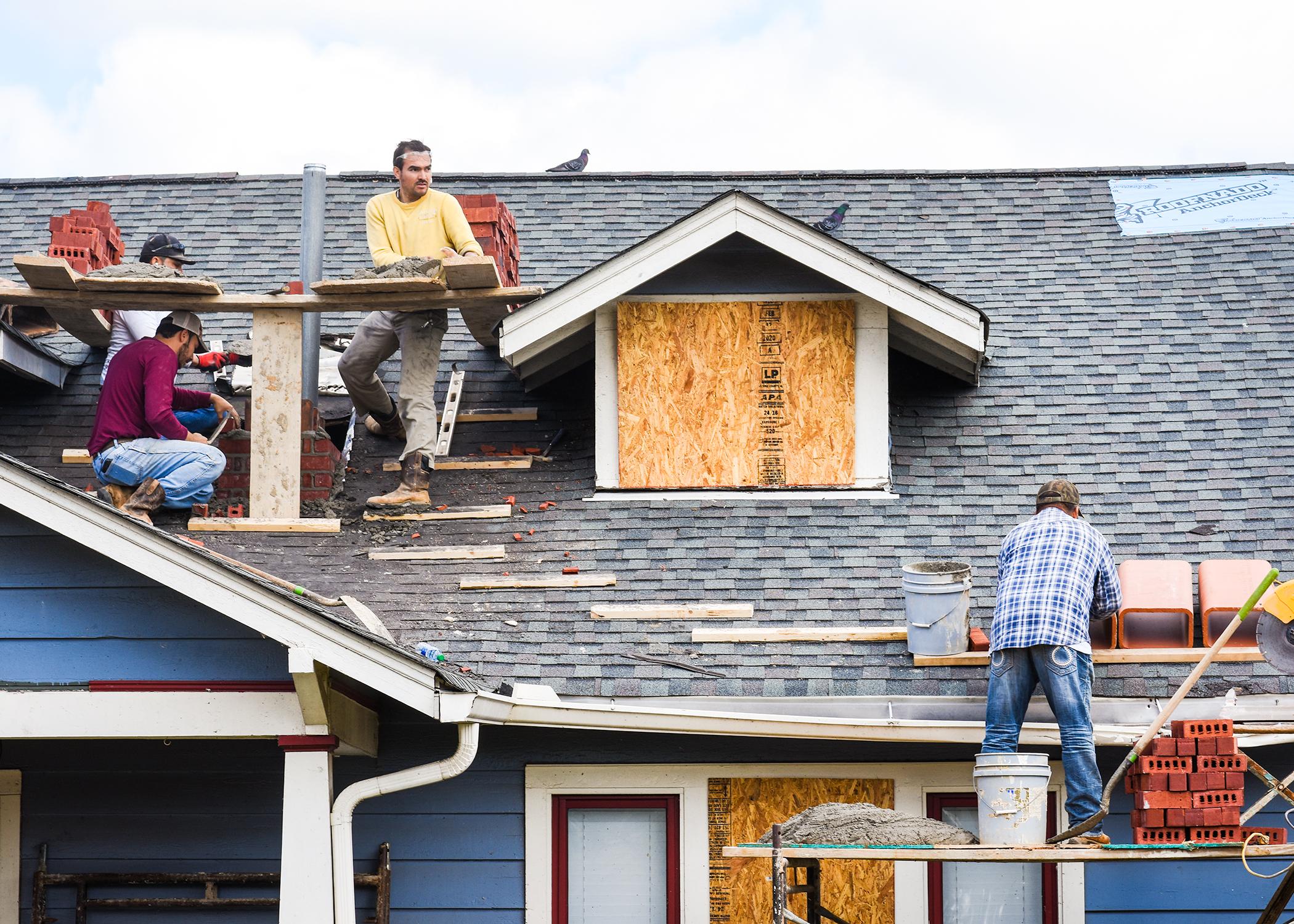 Rebuild - Tornado Response