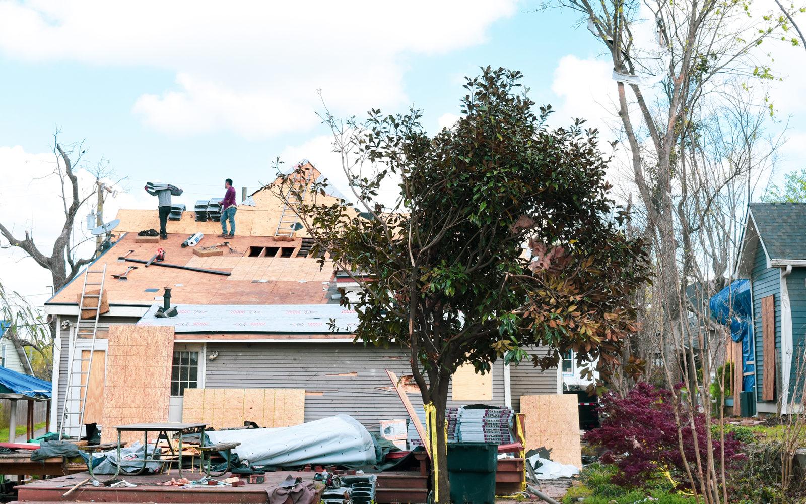 CFMT tornado response