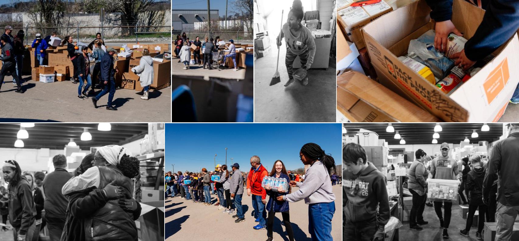 Community Resource Center Volunteers