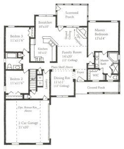 Crosswind Floor Plans