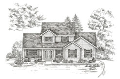 Fairway Meadows - The Greenway Colonial Home