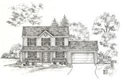The Pinehurst Colonial Home