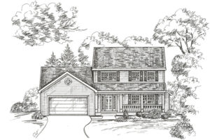 Fairway Meadows - The St. Andrews Colonial Home