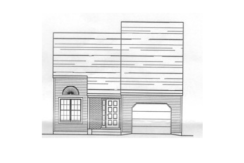 Pointe West Townhomes Two Bedroom Floor Plan