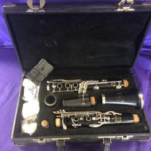 Vito Resotone Clarinet