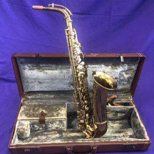 Pan American Alto Sax