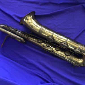 Selmer Mark VI Bass Sax