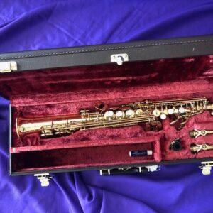 Yamaha YSS-675 Soprano Sax