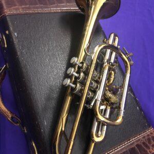Bach 37 ML Cornet
