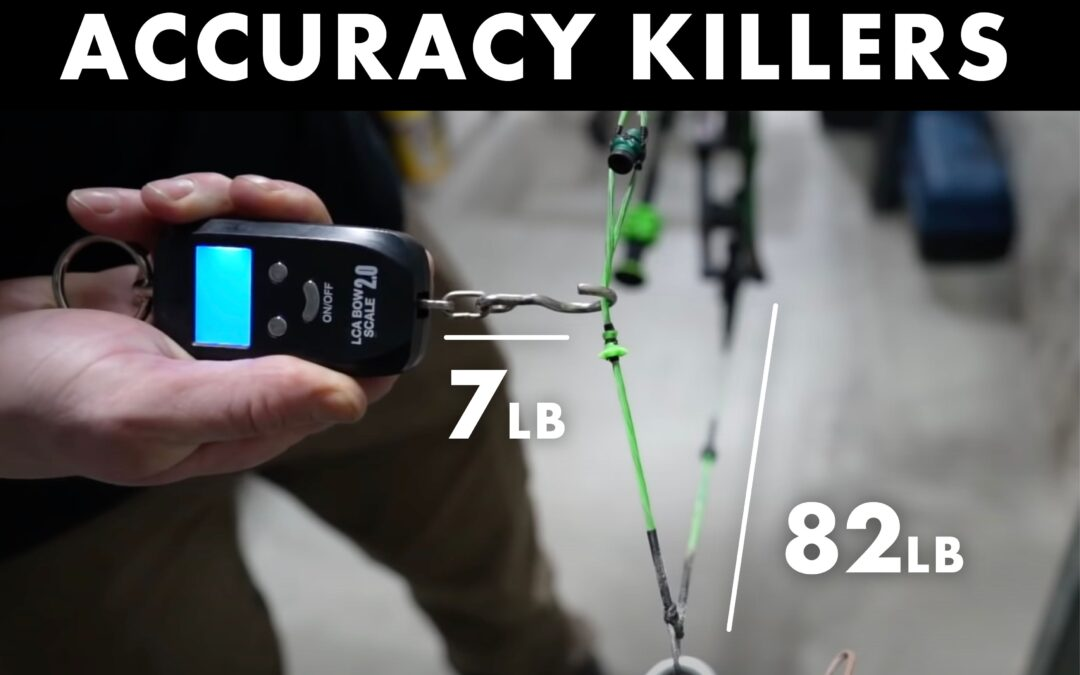 Josh Bowmar from Bowmar Archery Talks About Bowhunting Accuracy Killers