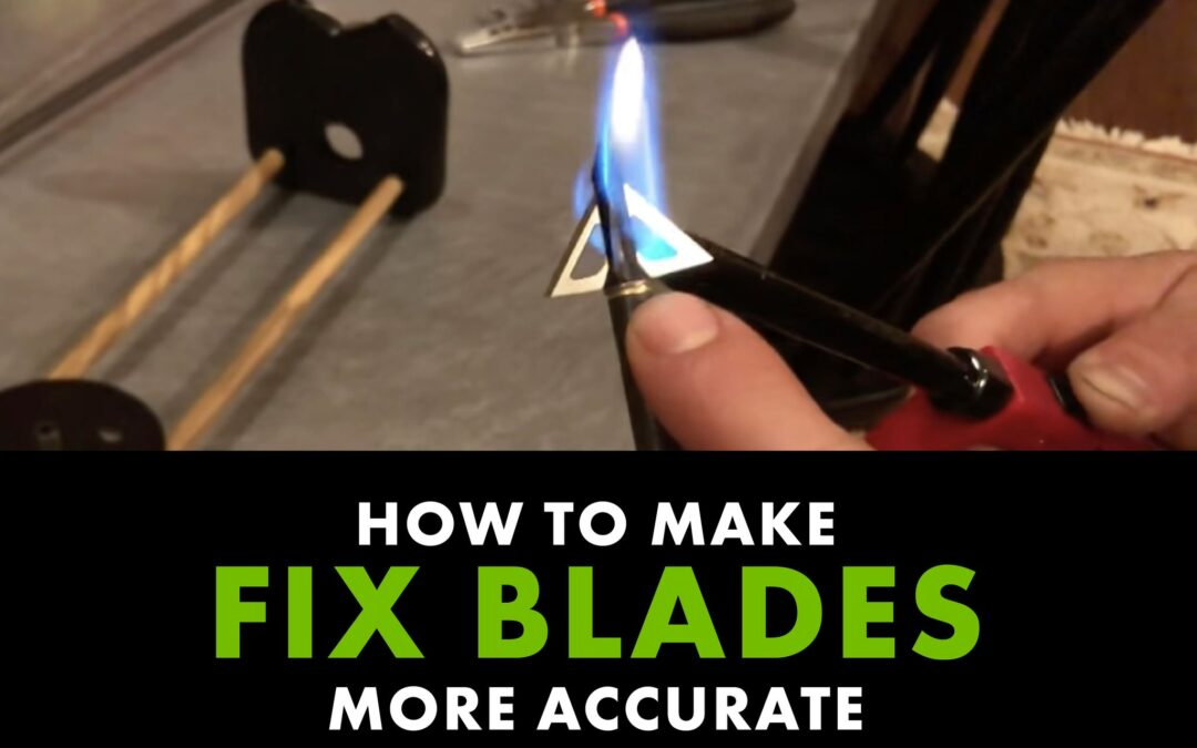 How to make Fix Blades More Accurate