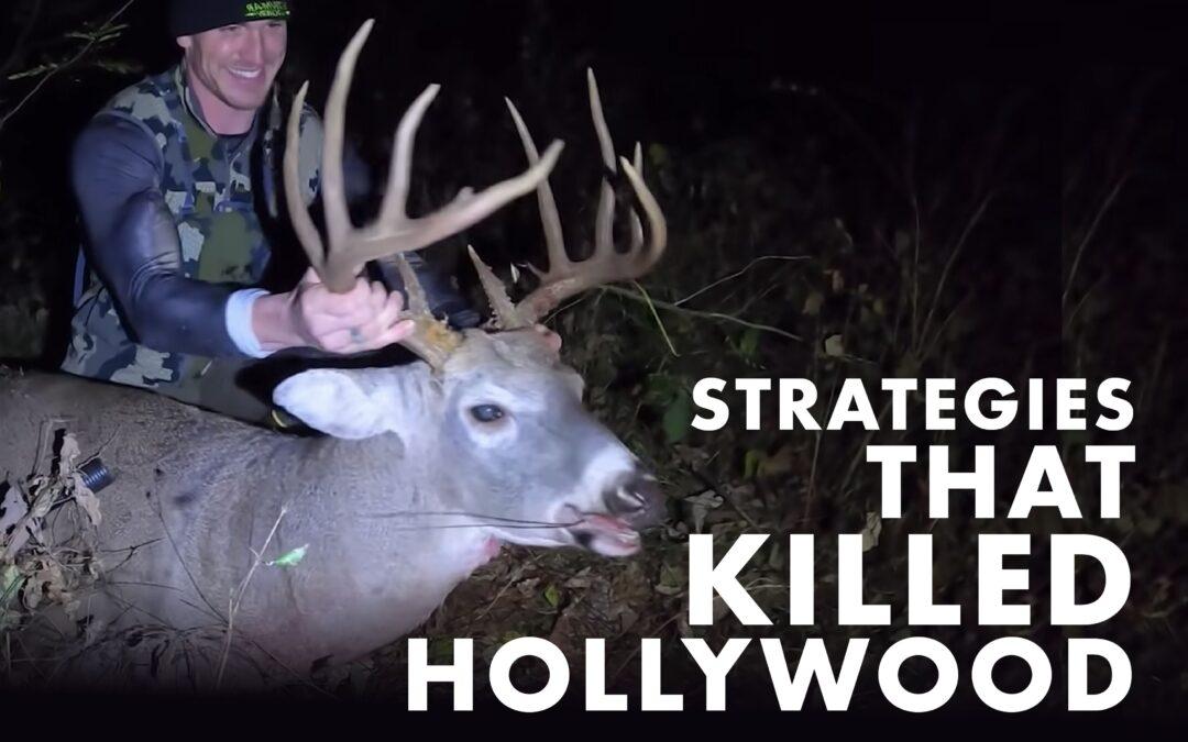 Josh Bowmar's Strategies that Killed Hollywood