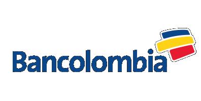 Logo Bancolombia
