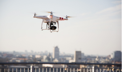 When Drones Hit The Sky