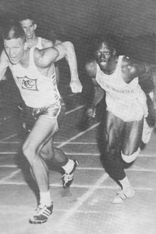 Lynn Saunders running against Adolf Plummer