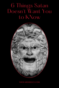 6 things satan doesn't want you to know