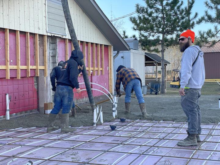 Concrete with LLB Concrete and Alto Concrete Pumping