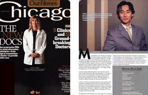 Chicago Magazine Top Doc