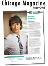 Chicago Magazine Feature January 2015