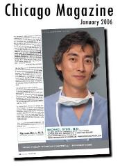 Chicago Magazine Feature January 2006