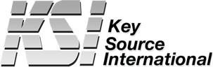 KSI Embedded RFID & Biometric Security Keyboards