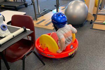 Pediatric Sensory Processing Disorder