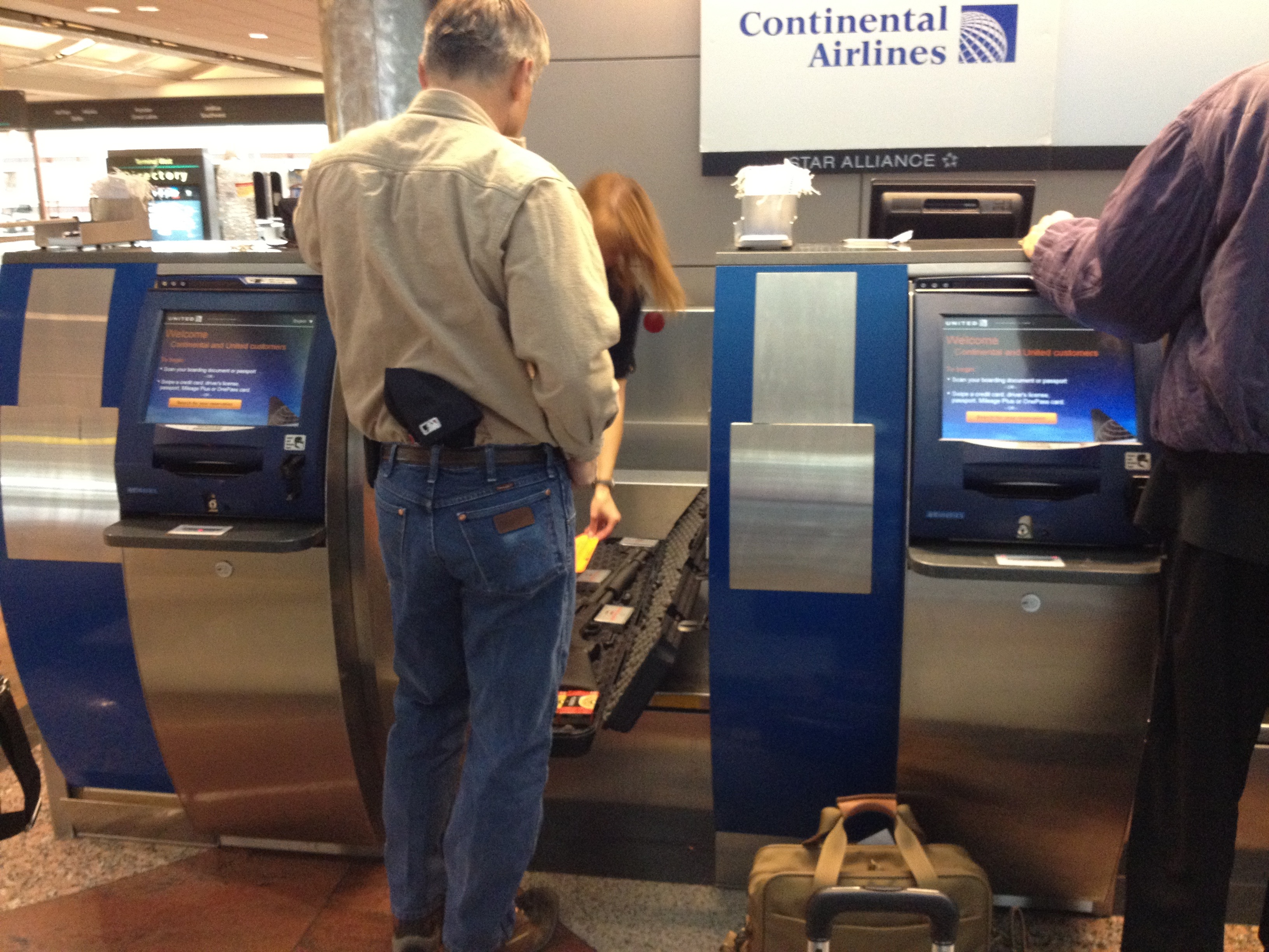 Why Are More Guns Showing Up At Airports?
