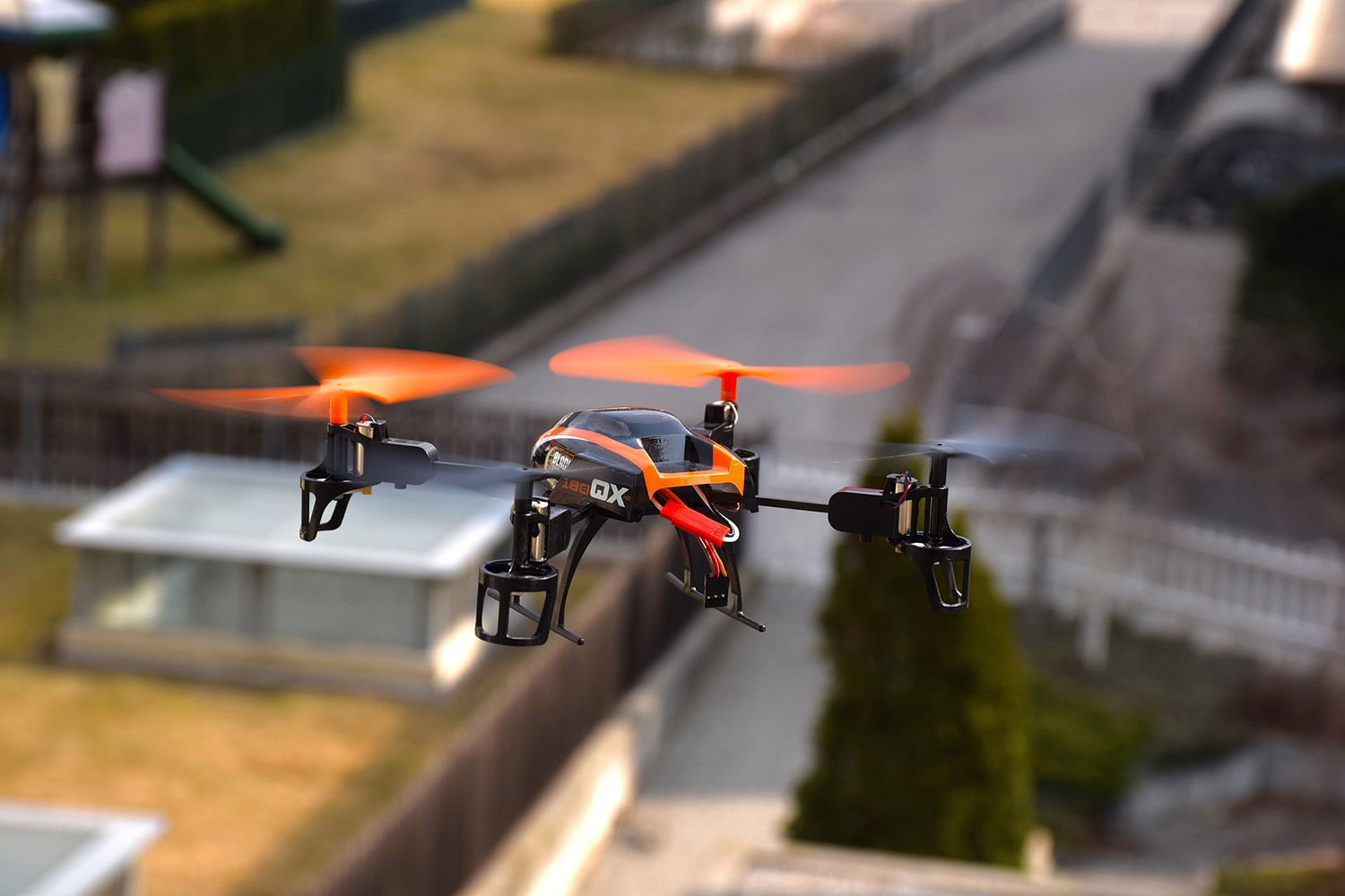 Drone Wars: Is TSA Seriously Going To Shoot Down Drones Over US Airports?