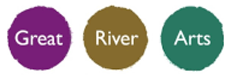 Great River Arts logo