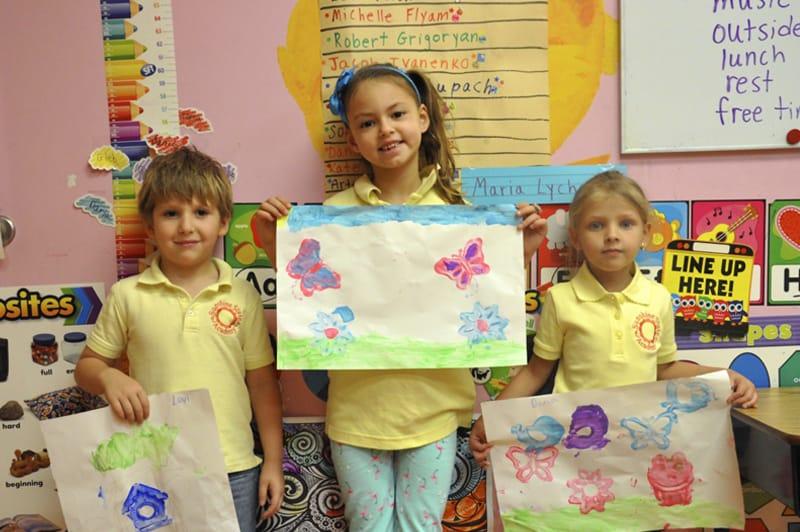 Kindergarten ssa