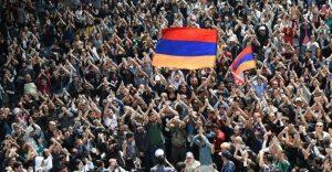 yerevan velvet revolution 2018