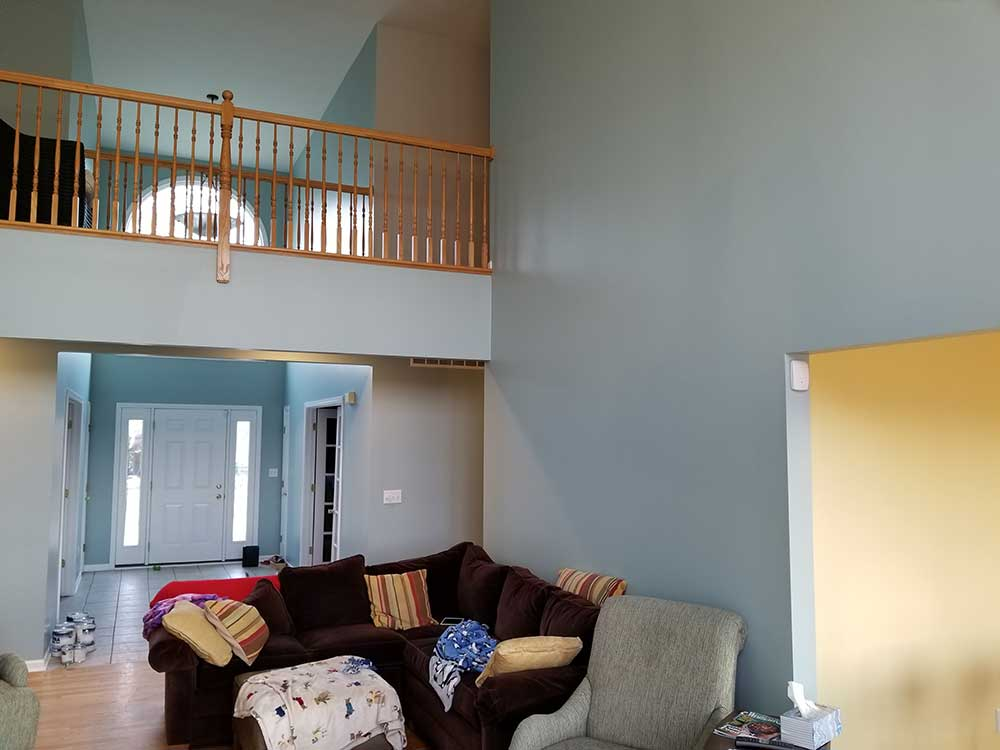 Artisons Painting Interior Walls Painting